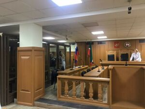 Жительницу Казани судят за поджог квартиры, в которой погибли два человека