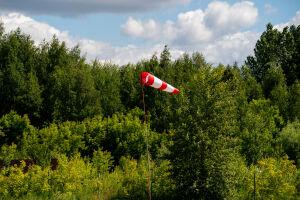 Татарстанцев предупредили о сильном ветре