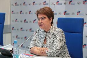 Сарию Сабурскую могут переизбрать уполномоченным по правам человека в Татарстане