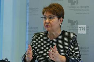 Сария Сабурская вновь избрана уполномоченным по правам человека в Татарстане