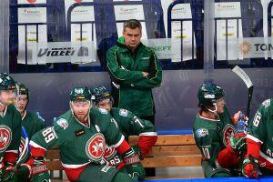 Дмитрий Квартальнов: Сегодня «Ак Барс» слабо сыграл в большинстве