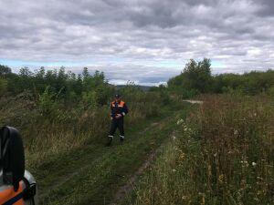 В Татарстане больше суток искали мужчину-инвалида, ушедшего на кладбище
