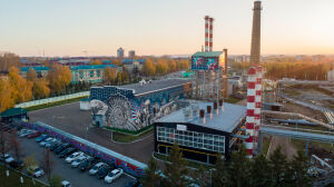 В Альметьевске построят индустриальный сквер со спотом для скейтбординга и BMX