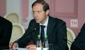 Мантуров анонсировал расширение производства вакцины от Covid-19