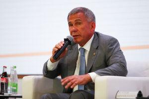 Минниханов: Татарстан заинтересован в развитии e-commerce