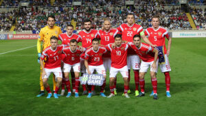 Ни один игрок «Рубина» не попал в состав сборной «России» на матчи Лиги наций