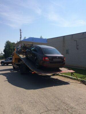Приставы в РТ забрали служебное авто фирмы, сотрудник которой ездил на нем пьяным