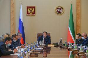 Алексея Песошина избрали председателем совета директоров АО «Татэнергосбыт»