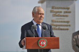 Шаймиев: То, что сегодня есть в Татарстане, — это результат нашего общего труда