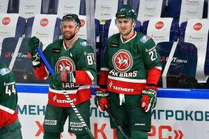 «Ак Барс» продлил контракты с тремя хоккеистами
