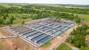В «Алабуге» и Елабуге по нацпроекту «Экология» реконструируют очистные сооружения