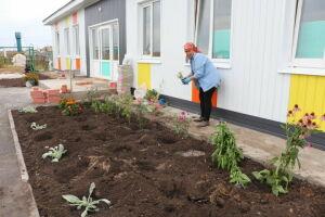 Новый детский сад в Алькеевском районе примет воспитанников в сентябре