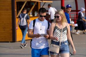 Казань вошла в топ-3 городов России для летнего отдыха