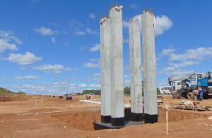 На участке возведения моста через Свиягу в РТ начали строить пешеходные переходы