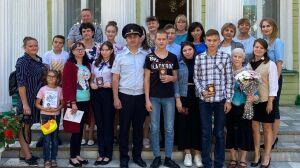 Юные чистопольцы торжественно получили свой первый документ