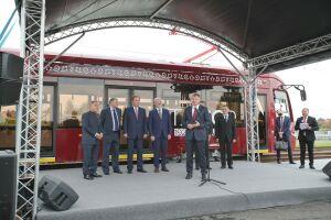 Хуснуллин о БКК: Казанцы получили самое длинное трамвайное движение в России