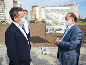 В Нижнекамске появится уникальный музей шинного производства