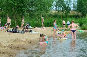 Еще два пляжа в Татарстане могут открыться для купания