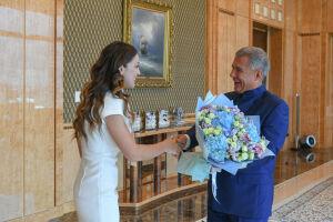 Минниханов и Догузова обсудили перспективы развития межрегионального туризма