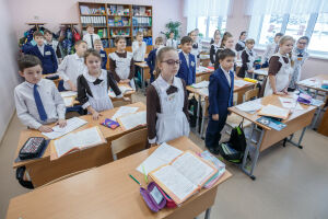 В татарстанских школах установят облучатели для очистки воздуха на каждом этаже