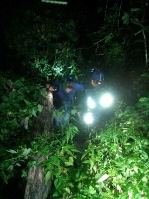 Спасатели в РТ помогли девушке, которая вечером пошла за грибами и заблудилась
