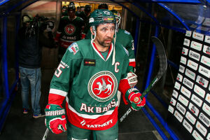 «Ак Барс» рассчитывает на работу Зарипова в клубе после завершения его карьеры