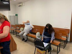 «Мне нужна квартира, а не деньги»: обманутые дольщики ГК «Фон» выступили в суде