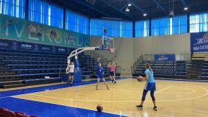 Баскетболистки «Казаночки» начали подготовку к новому сезону