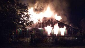 Пожилая женщина услышала во сне звук пожарного извещателя и спаслась из огня в РТ