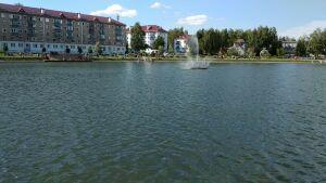 В озере в центре Зеленодольска утонул 14-летний подросток