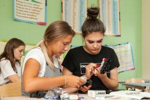 Летняя инженерная школа для учеников из РТ прошла в Инженерном лицее-интернате