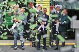 Первый полилингвальный образовательный комплекс «Адымнар» открыли в Казани