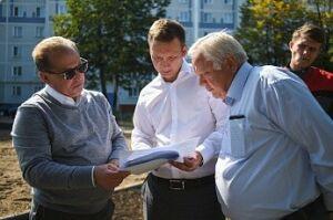 В Нижнекамске завершился первый этап проекта «Наш двор»