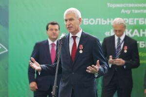 Игры стран СНГ пройдут в Казани после Олимпиады в 2021 году