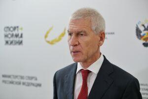 Матыцин: Мечты о юношеской Олимпиаде в Казани могут сбыться