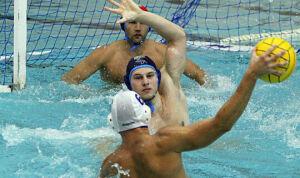 Ватерполисты «Синтеза» одержали вторую победу в чемпионате России