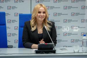 Алла Абросимова: Молодежи небезразлично, какая управленческая команда будет в РТ