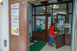 К полудню ЦИК РТ не зафиксировал нарушений на выборах в Татарстане
