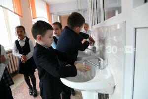 В Татарстане за полмесяца работы школ заболевших Covid-19 учителей и учеников нет