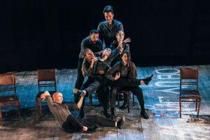 Казанский спектакль «Бал.Бесы» высоко оценили на фестивале в Москве