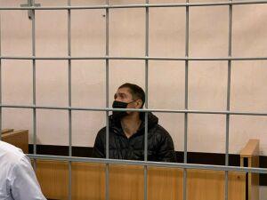 Суд арестовал казанца, который после ссоры сжег жену и устроил в квартире пожар