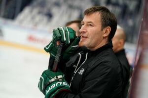 Тренер «Ак Барса»: В матче против «Салавата Юлаева» нам нужно владеть инициативой