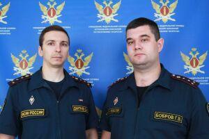 В Татарстане сотрудники УФСИН спасли мужчину, который пытался покончить с собой