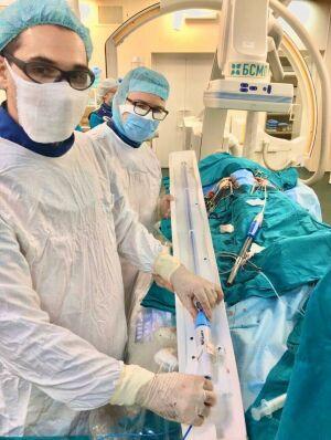 Челнинский хирург провел мастер-класс в военном госпитале Москвы