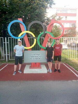 Двое алькеевцев-ватерполистов прошли отбор в училище олимпийского резерва