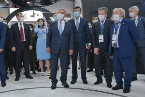 Свыше 3 млрд тонн нефти за 77 лет: Минниханов рассказал об успехах республики