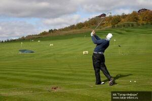 В Казани пройдет традиционный турнир по гольфу на Кубок Президента РТ
