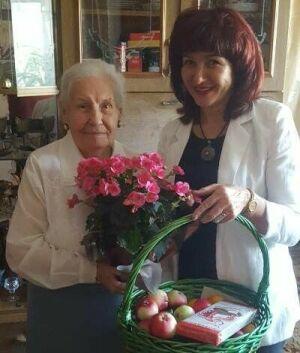 Участница войны из Елабуги отпраздновала 97-й день рождения
