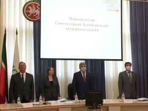 Михаила Афанасьева избрали мэром Зеленодольска