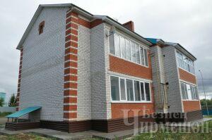 В Черемшане капитально отремонтируют пять многоквартирных домов